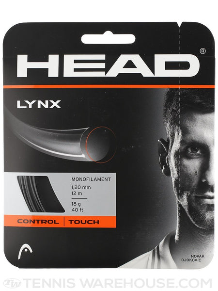Strings - Head Lynx 18 String Anthracite