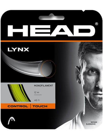 Strings - Head Lynx 18 String Yellow