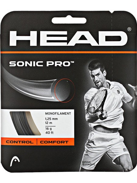 Strings - Head Sonic Pro 16 String Black