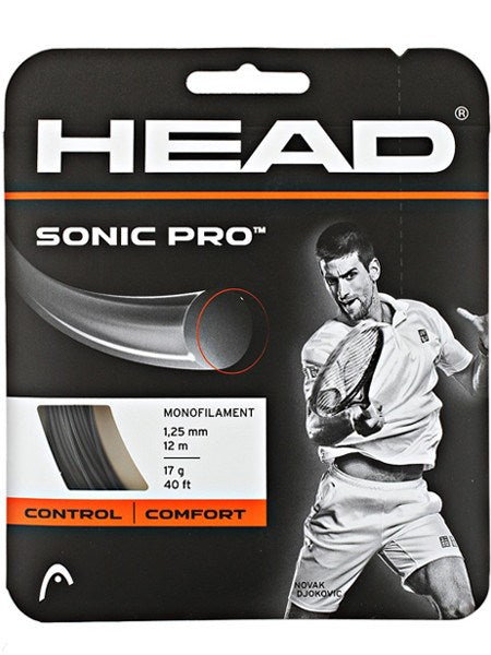 Strings - Head Sonic Pro 17 String Black