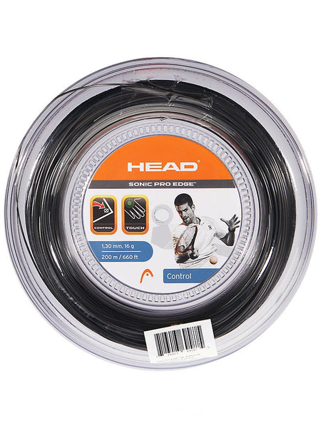 Strings - Head Sonic Pro Edge 16 Reel String Anthracite