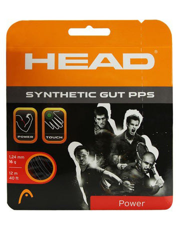 Strings - Head Synthetic Gut PPS 16 String Black