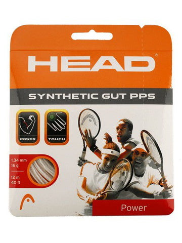 Strings - Head Synthetic Gut PPS 16 String Gold