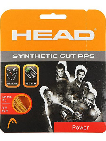 Strings - Head Synthetic Gut PPS 17 String Gold