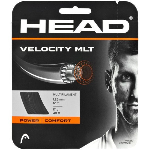 Strings - Head Velocity MLT 17 String Black