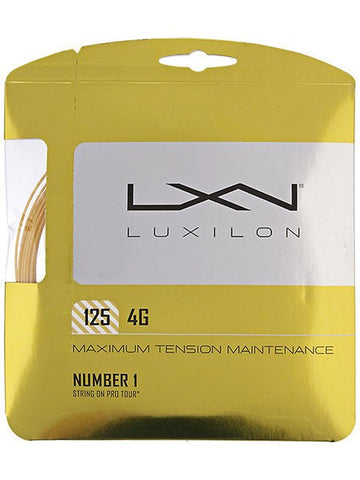 Strings - Luxilon 4G 16L String
