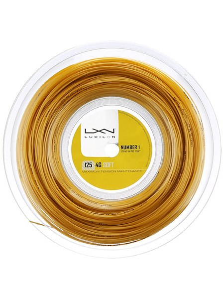 Strings - Luxilon 4G Soft 16L String