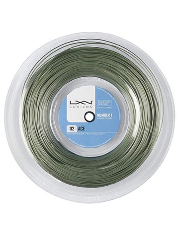 Strings - Luxilon Ace 112 18 Reel String