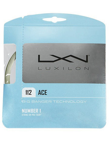 Strings - Luxilon Ace 18 String
