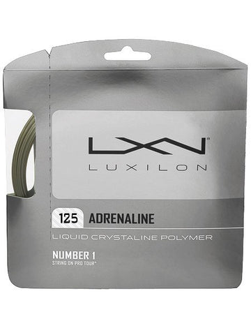 Strings - Luxilon Adrenaline 16L String