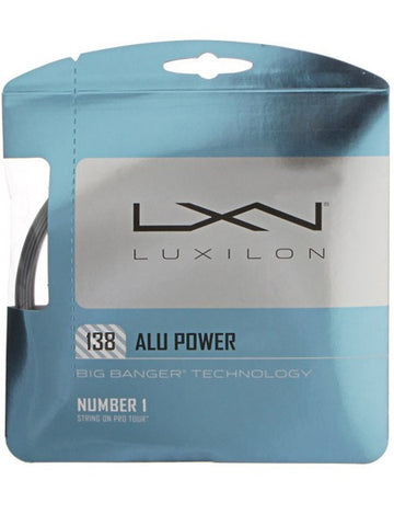 Strings - Luxilon ALU Power 15 String