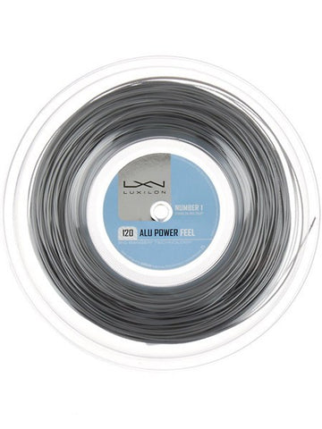 Strings - Luxilon ALU Power Feel 18 Reel String