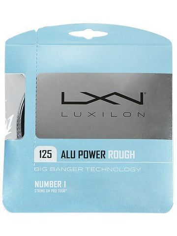 Strings - Luxilon ALU Power Rough 16L String