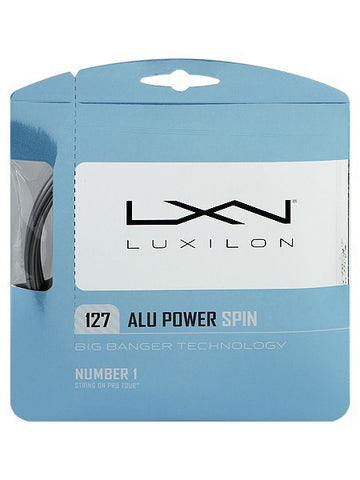 Strings - Luxilon ALU Power Spin 16 String