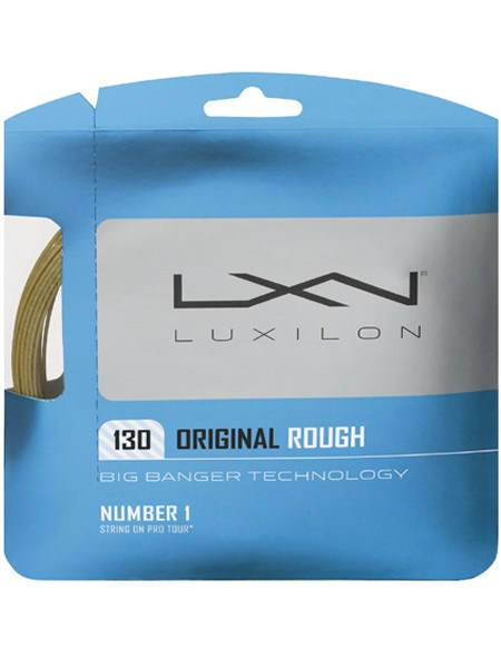 Strings - Luxilon Original Rough 16 String