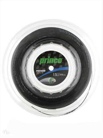 Strings - Prince Premier Control 15L Reel String Black