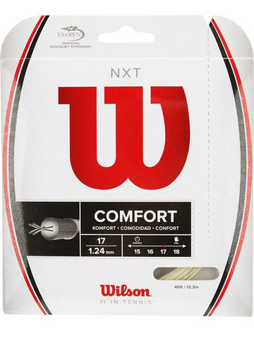 Strings - Wilson NXT 17 String Natural