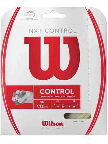 Strings - Wilson NXT Control 16 String Natural