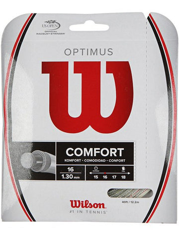 Strings - Wilson Optimus 16 String Silver