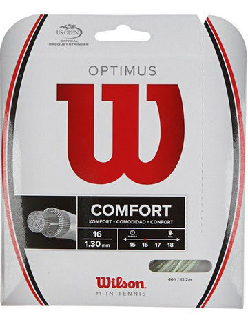 Strings - Wilson Optimus 16 String White