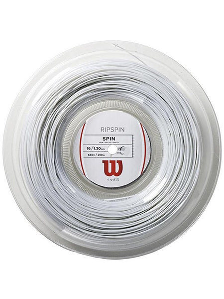 Strings - Wilson Revolve 16 Reel String White