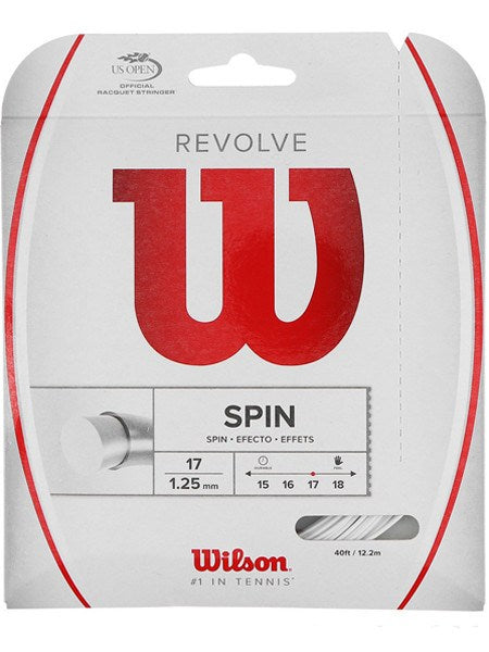 Strings - Wilson Revolve 17 String White