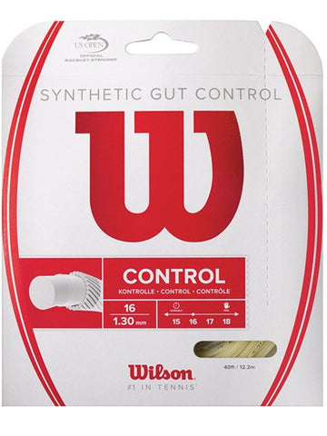 Strings - Wilson Synthetic Gut Control 16 String Natural