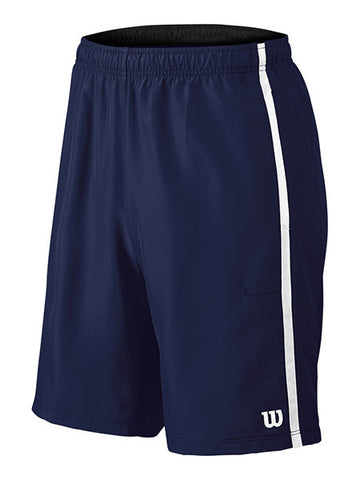 "Wilson Men's Team Woven 10"" Short Navy WRA725207"