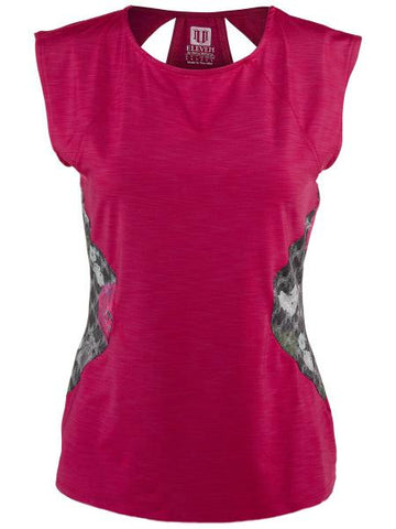 Women's Apparel - Eleven Floral Brocade Center Stage Cap Sleeve FB1203-605