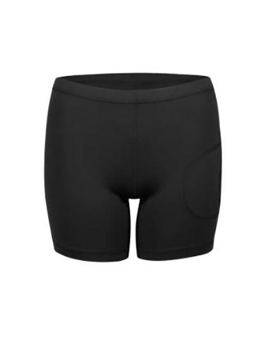 Women's Apparel - Sofibella Ball Pocket Short Bla 1438-blk