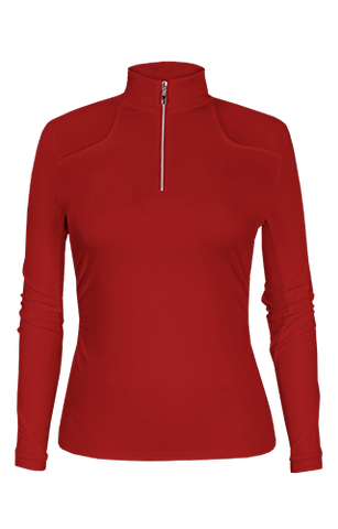 Women's Apparel - Tail Essentials Long Sleeve Pullover /Red