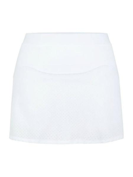 Women's Apparel - Tail Rhapsody Shaped Yoke Flounce Skort White TC6811-0012
