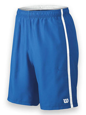 "Wilson Men's Team Woven 10"" Short NW Blue WRA725204"