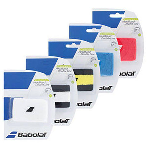 Wristbands And Headbands - Babolat D-Line Headbands