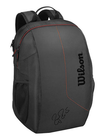 Wilson Federer Team Backpack Black/Red 2017