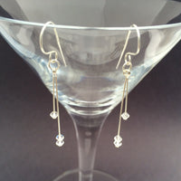 Swarovski Crystal Earrings - Giulian Lyn