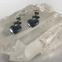 Hematite Hearts, Stars, and More - Giulian Lyn