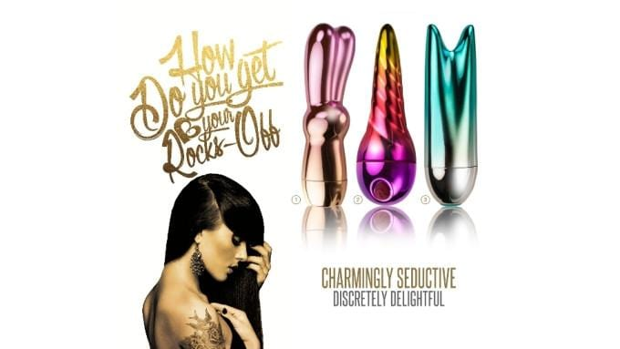Rocks-Off to 'Charmingly Seduce' ANME