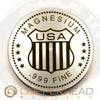 5 oz Magnesium Round - Element Design