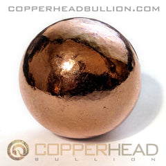 19 oz Copper Sphere