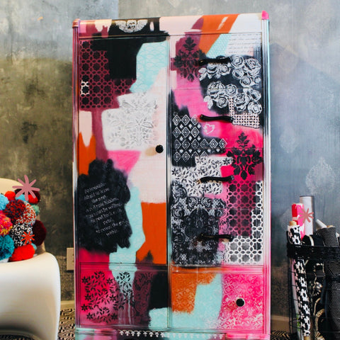 Painted Furniture Inventory