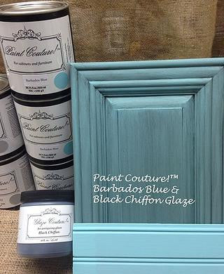 Barbados Blue-Zero VOC-Furniture & Cabinet Paint