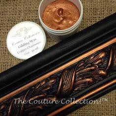 Copper Charmeuse-All Natural Gilding Wax