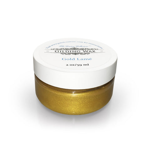 Gold Lame'-All Natural Gilding Wax