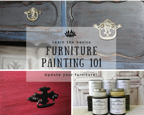 Paint Your Own Furniture