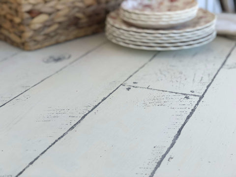 IOD Decor Stamps -{ Barnwood Planks }