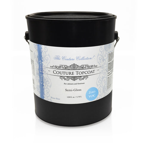 Couture Topcoat Semi Gloss-Quart