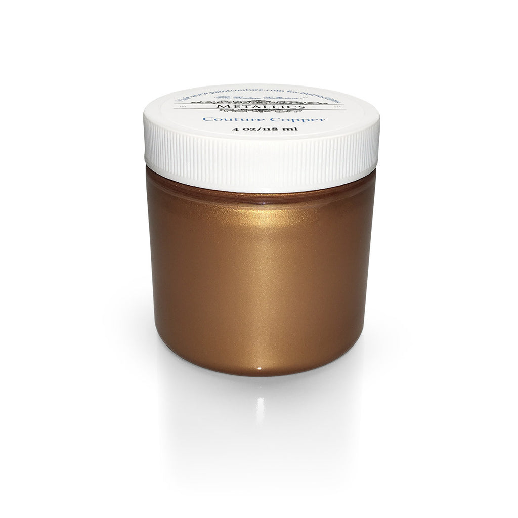 Couture Copper Metallic Paint