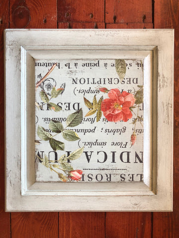 IOD Decor Transfer: Redoute