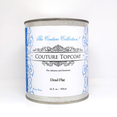 Couture Topcoat Dead Flat